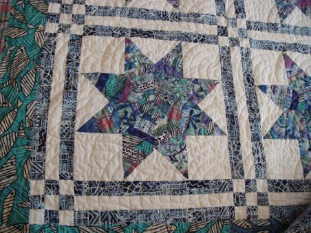 string star quilt1