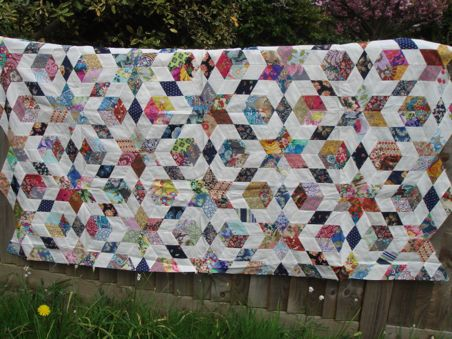 quilt by Carolyn Forster