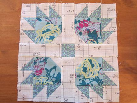 modern meet classic quilt along