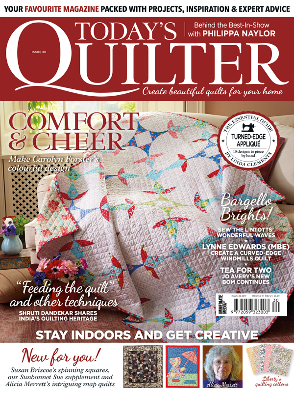 Today's Quilter issue 30