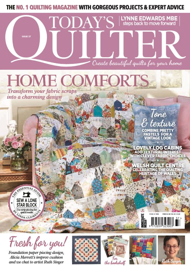Today's Quilter issue 37