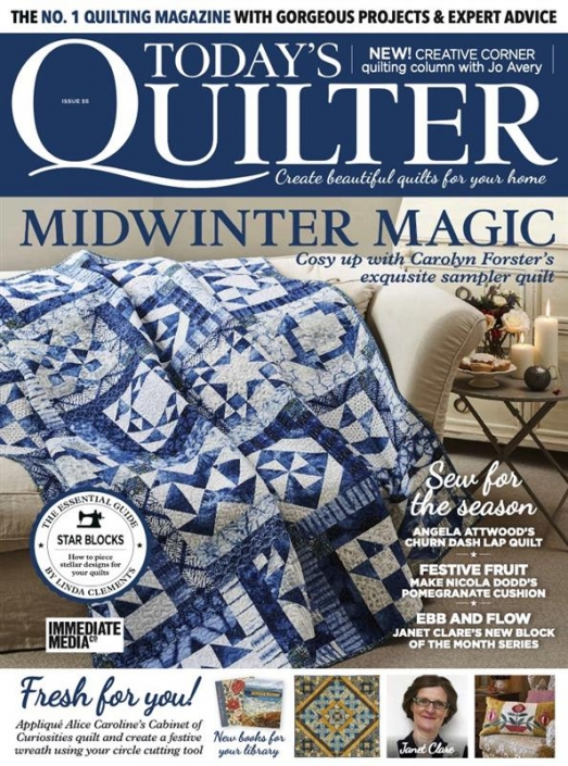 Today's Quilter Issue 55